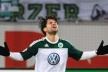 Atletico Madrid drew from Wolfsburg Diego, Elias sent in Bojinov