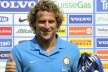Stryomsgodset fucked Forlan will not be able to play for Inter in the Champions League