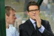 Capello changed the composition of England, for Gareth Bale