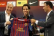 Barcelona learn from mistakes: Keep demanded by contract with Juve until 2014