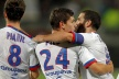 Lyon lead in Ligue 1