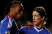 Torres remained on the bench against Bayer