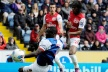 Arsenal v Blackburn Rovers fail in Goal Thriller