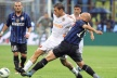 Inter blew against Roma Lucio opponent sent to hospital