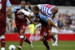 Aston Villa could not beat QPR, with Stilian 90 minutes