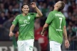 Pizarro brought a dramatic victory against Werder Bremen Hertha