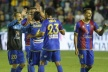 Levante continues to dream big one, referee hurt Osasuna