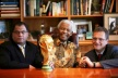 South Africa will replace Libya to host the Cup of Nations in 2013
