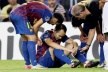 Iniesta resume workouts will not play against Sporting