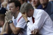 Wenger: We can no longer win the title
