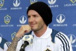 Beckham with a proposal to be player-coach of Leicester