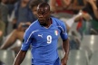 Italy against Serbia without Balotelli