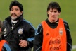 Maradona: Messi I believe that is better than Ronaldo and has now
