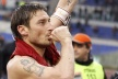 Totti misses derby with Lazio