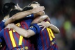 Barcelona on top in a classic example after victory