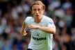 Modric unhappy training at Spurs