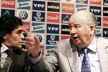 Grondona won ninth term as head of Argentine football