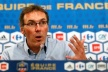 Blanc unhappy with the bases of European