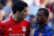 Fergie: FA forbid me to talk about the case Evra-Suarez