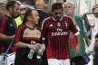 Gattuso is better, never thought to quit