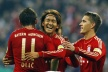 Jump easily rival Bayern Cup Germany