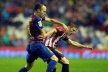Iniesta misses the match with Barcelona Milan