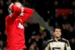 In England Berbatov: Well, but squandered a great position at the end
