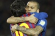 Alves : If it were me , Neymar would already be signed