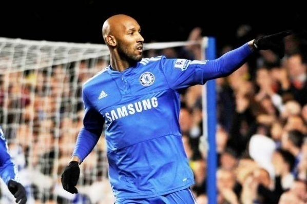 Nicolas Anelka became coach