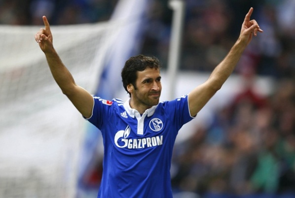 Schalke and Raul will be separated at the end of the season