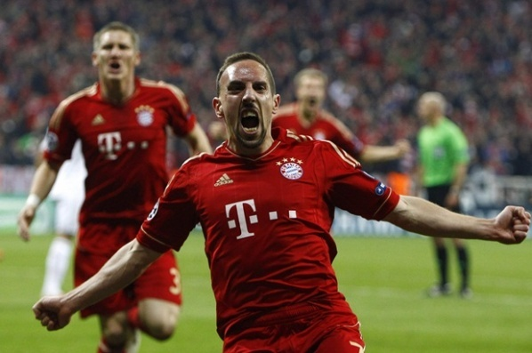 Ribery: I'm in excellent shape, but I can't eliminate alone Real