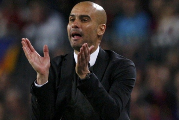 Guardiola: Apparently this is not our year