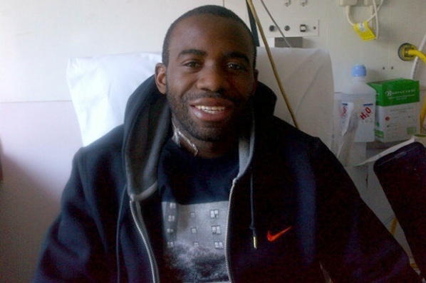 Muamba will attend Bolton - Tottenham