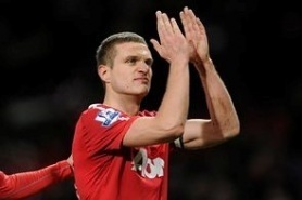 Vidic won't go to Juventus