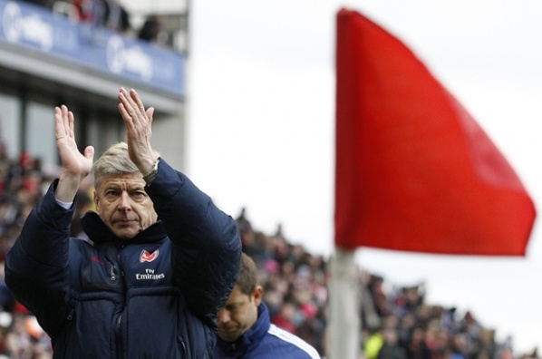 Wenger will record his 900th game as manager of Arsenal