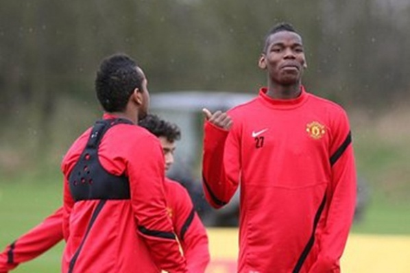 Pogba chose the money of Juventus over staying at United