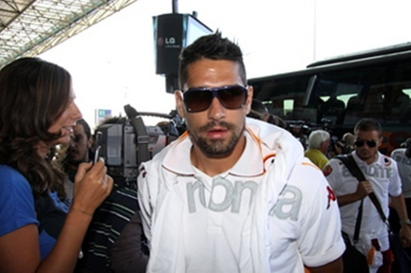 Juve wants to buy Borriello from Roma