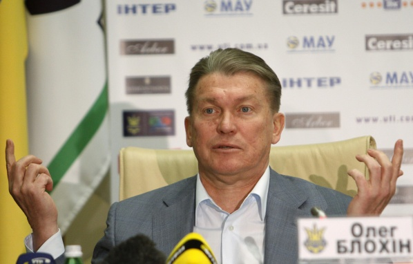Oleg Blokhin continues his contract