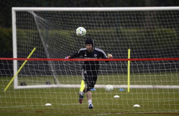 Petr Cech: We are outsiders against Bayern