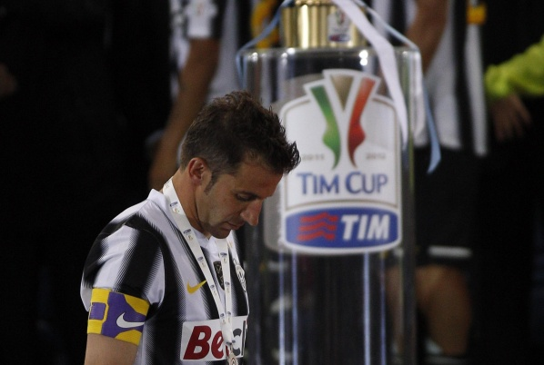 Del Piero is considering an offer from Malaga