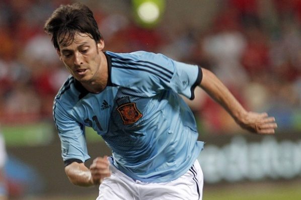 David Silva: Iniesta do the things very easy