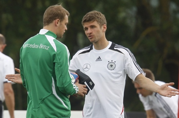 Thomas Mueller is looking for new club