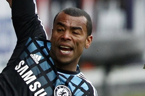 Ashley Cole missed the training of England