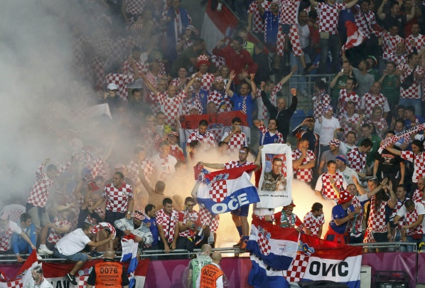 Croats and Poles attacked police officers, three of them are arrested