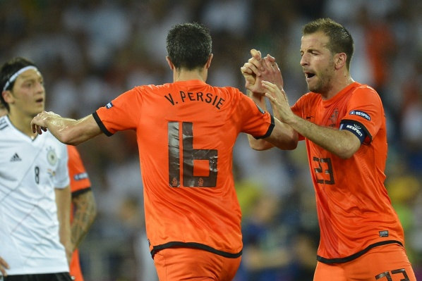 Van der Vaart: We have to beat Portugal with 2:0