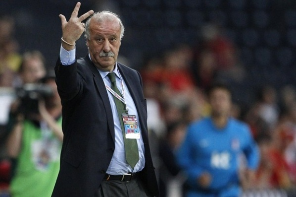 Del Bosque: We are expecting a great match against France