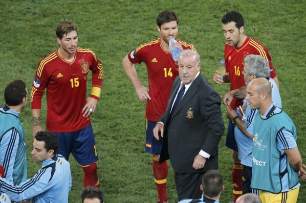Del Bosque: The players are tired, but they must demonstrate the best in one more game