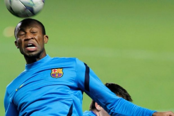 Seydu Keita: I don't want to play in Liverpool