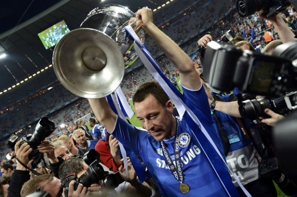 Today starts the trial of John Terry