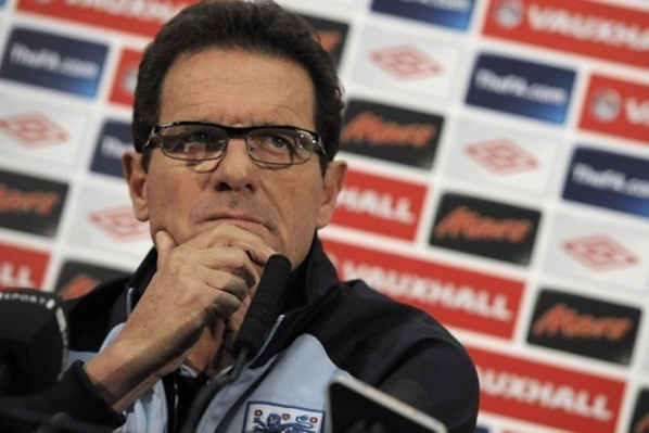 Fabio Capello was spotted in Moscow